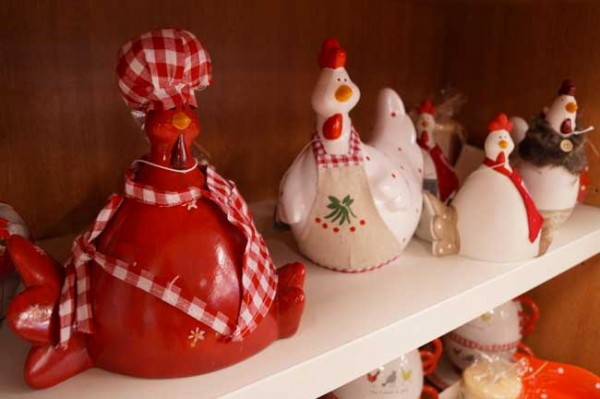 Inspirations et diy pour votre d co de p ques blog for Poules decoration