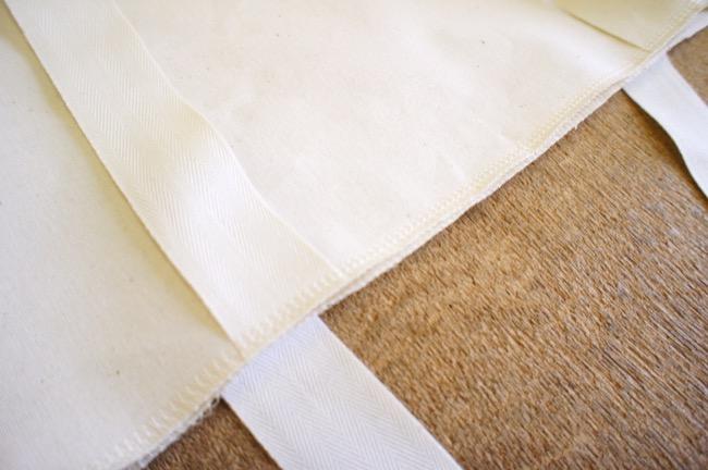 tutoriel couture d'un sac tote-bag